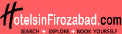 Hotels in Firozabad Logo