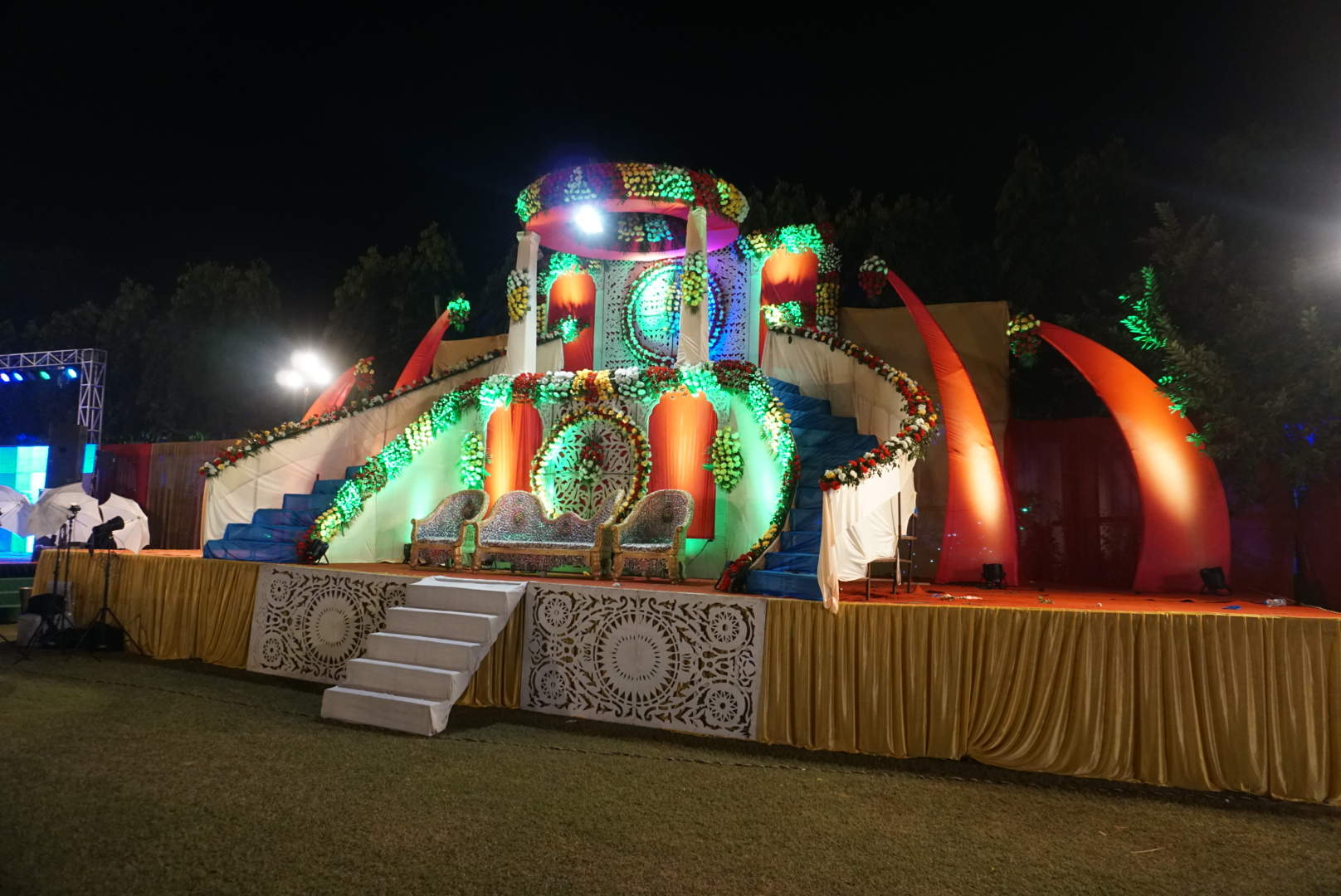The Royal Garden Marriage Home Firozabad